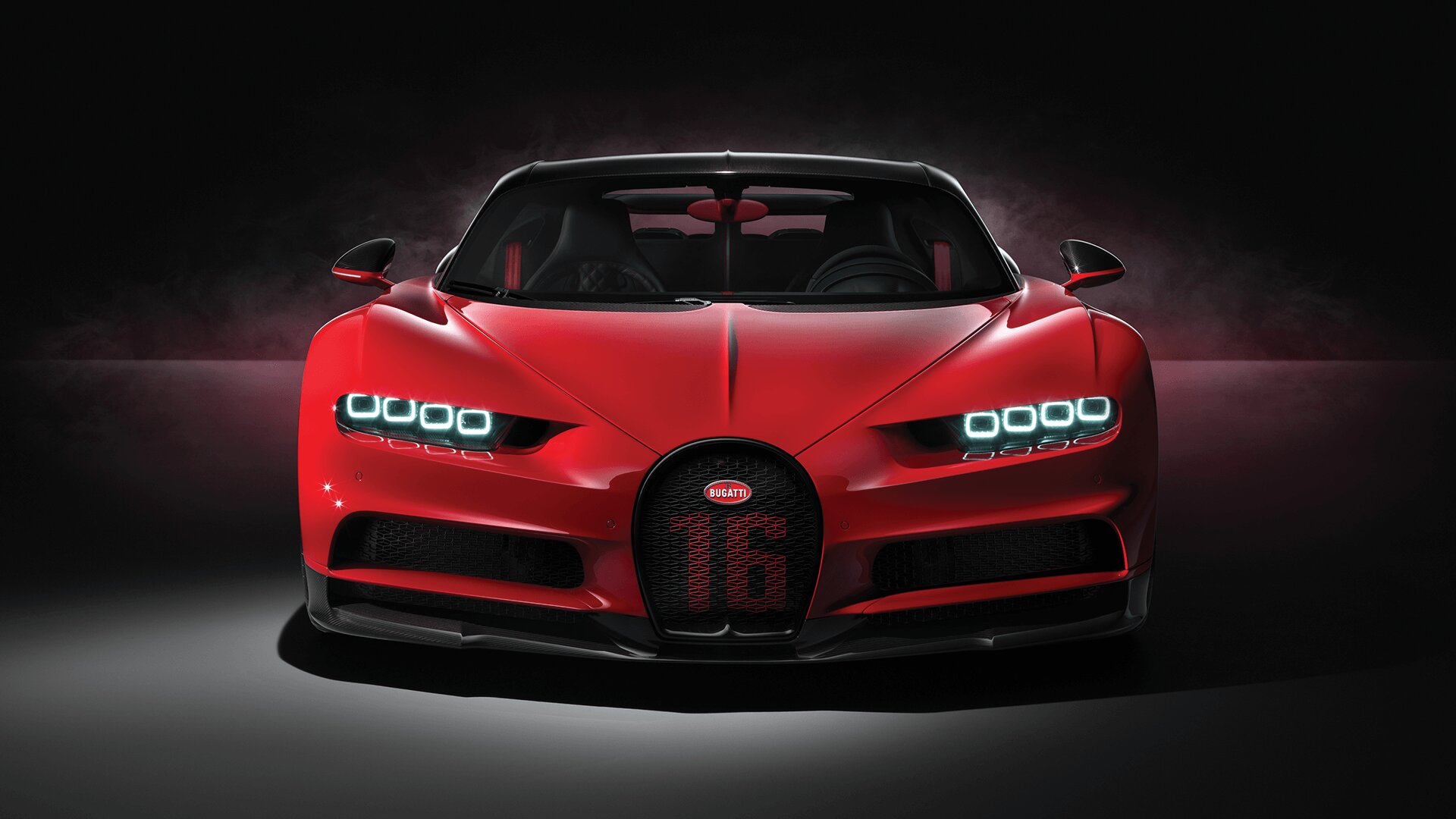Chiron Sport Front
