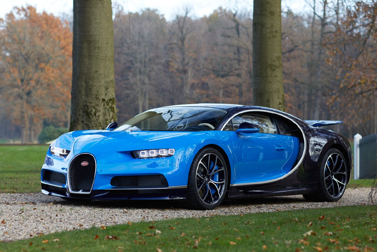 Bugatti Chiron Offer