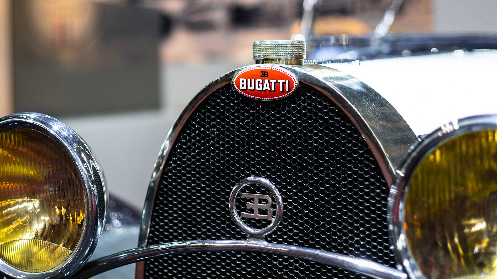 Bugatti Type 55 Roadster Retromobile 2019