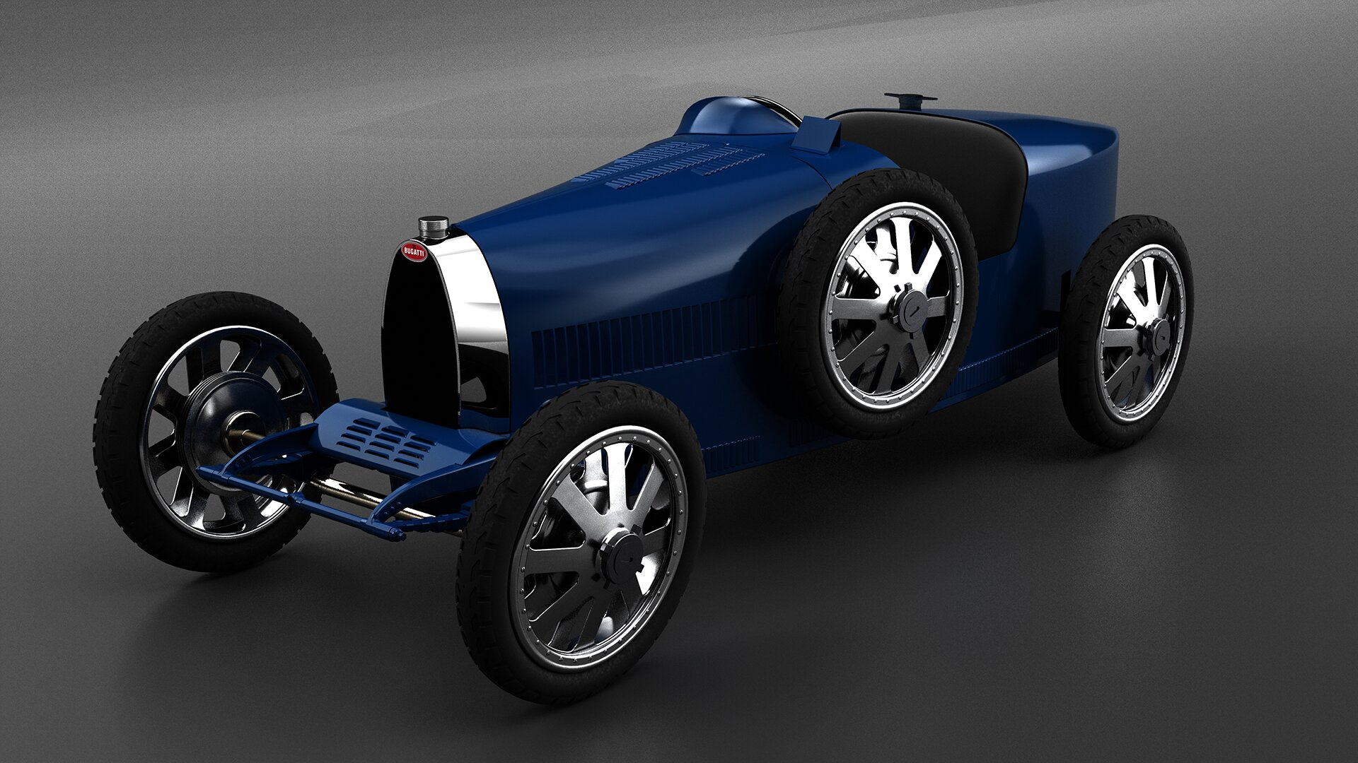 Bugatti Birthday Baby 110 Years