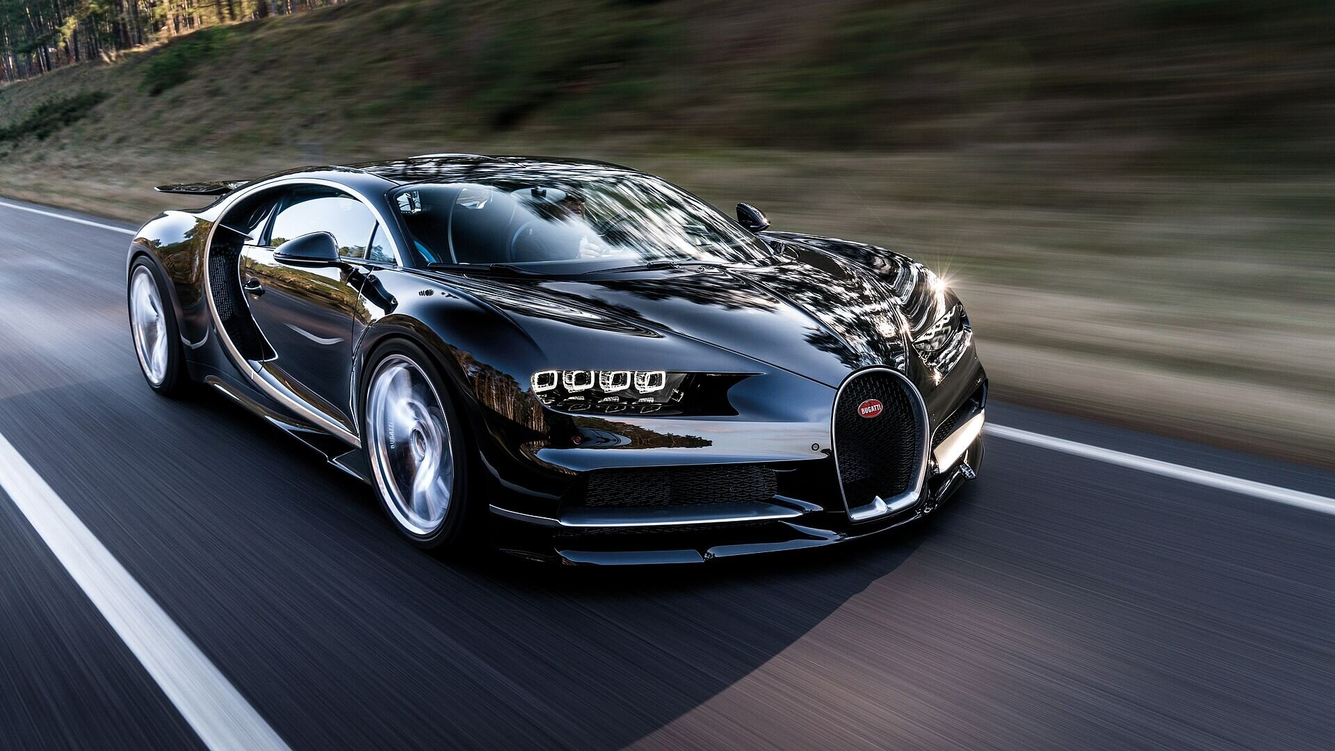 [Translate to Français:] Bugatti Chiron