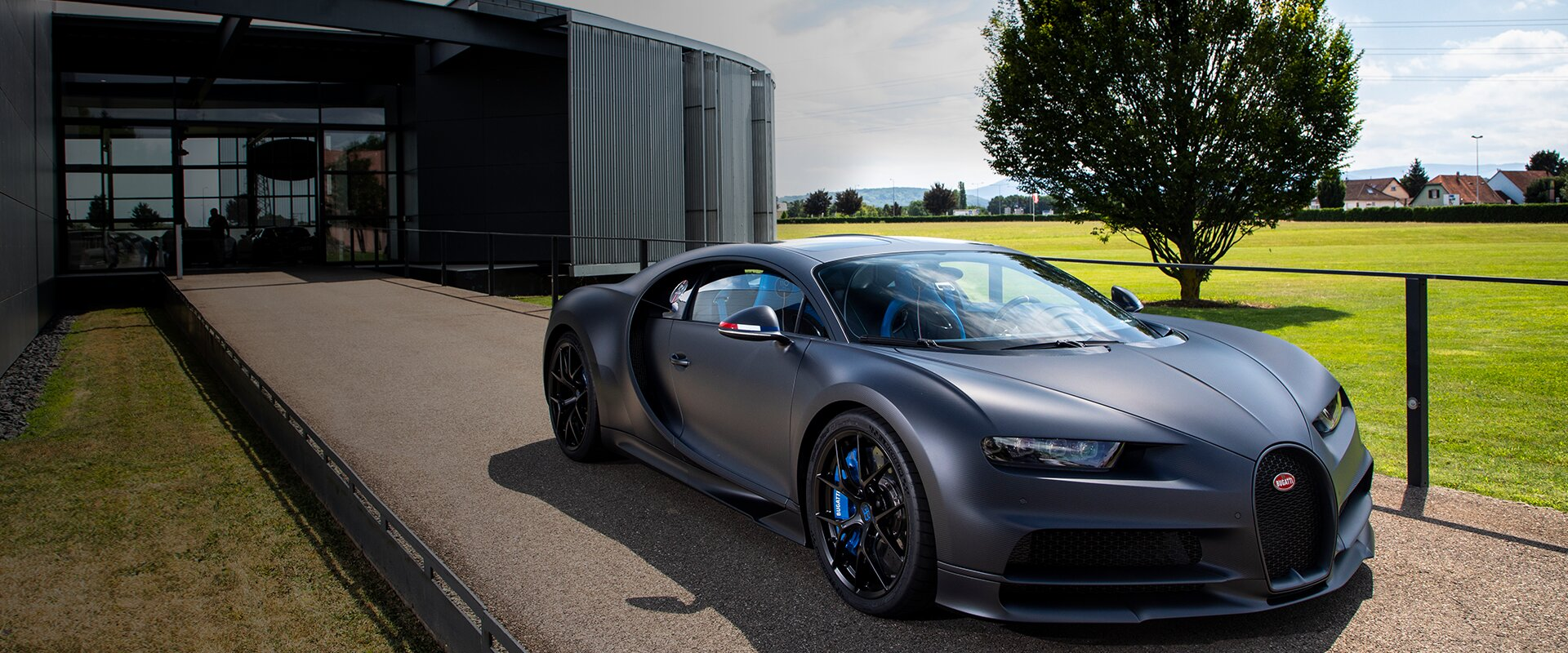 200th Chiron car manufactured