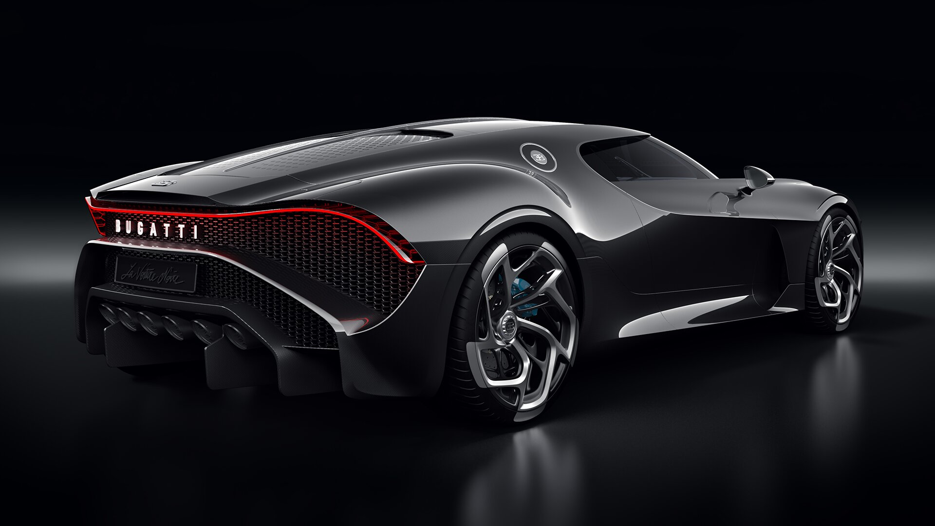 [Translate to Deutsch:] Bugatti La Voiture Noire