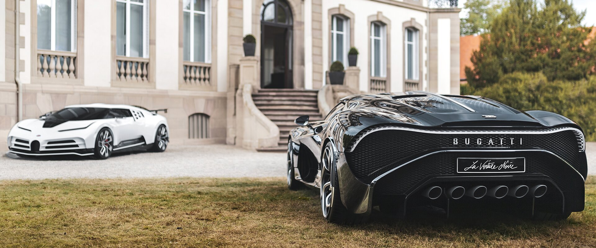 Bugatti One Off Models