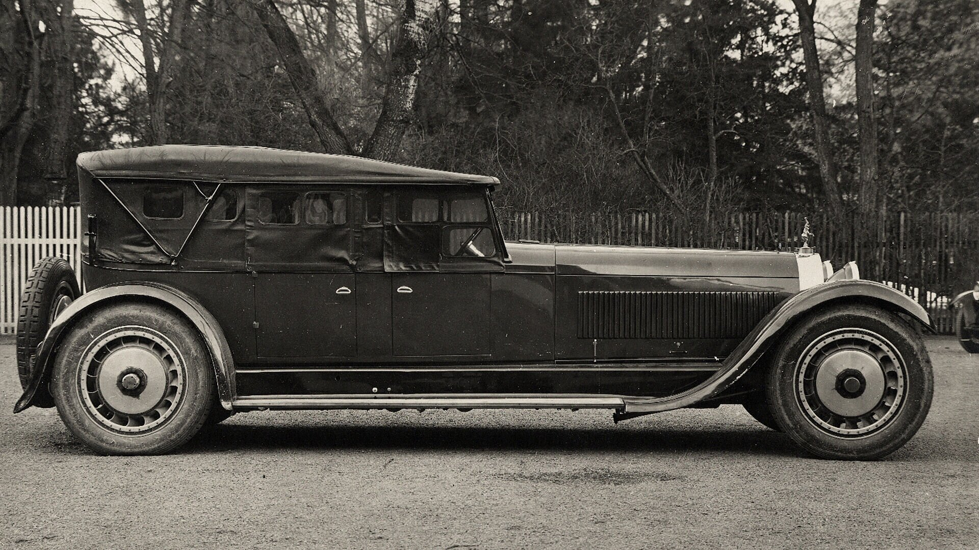 [Translate to Deutsch:] Prototype Bugatti Type 41 Royale, 1926