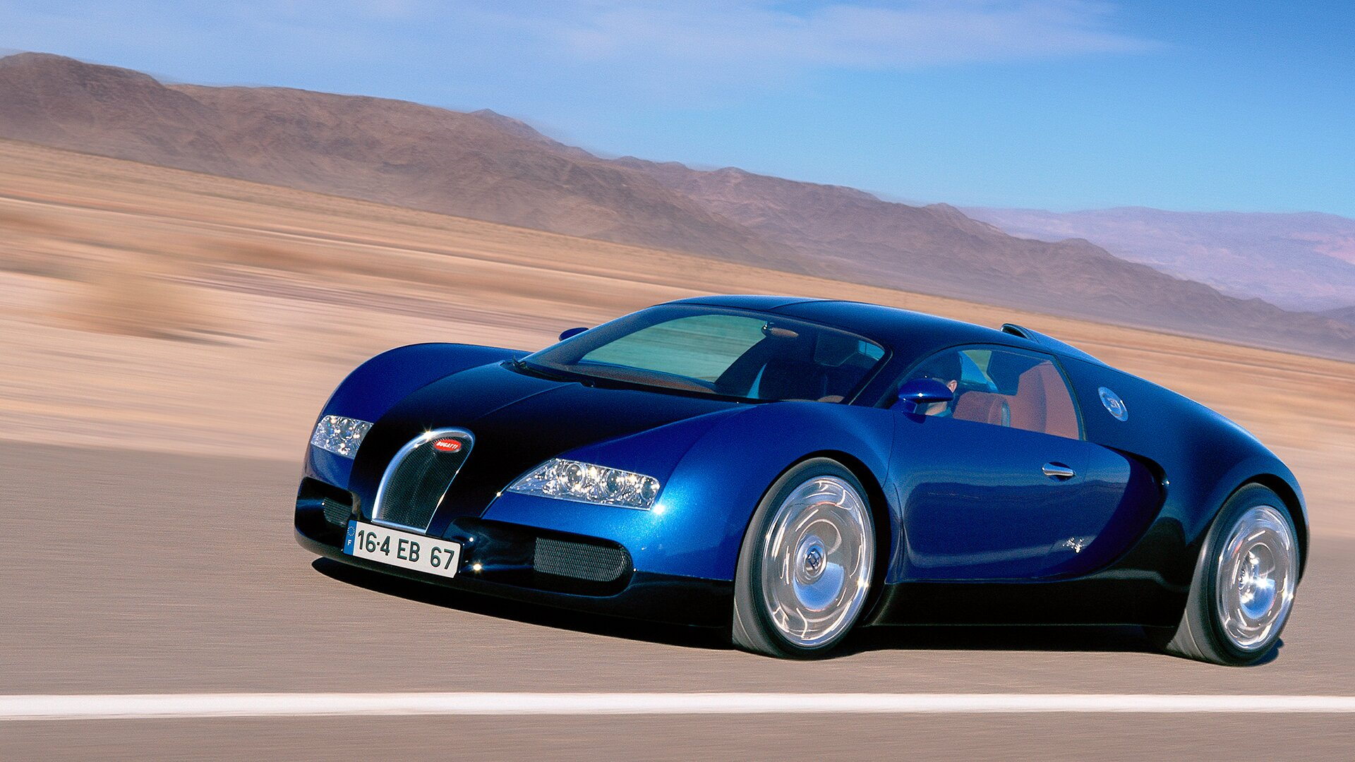 15 years of Bugatti Veyron – how it all began. - Image 1