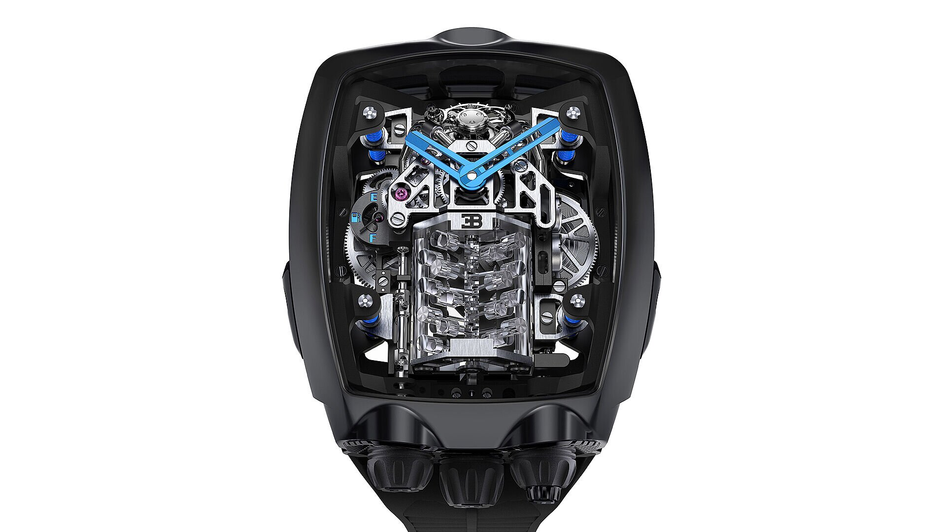 An exclusive timepiece with - Image 1