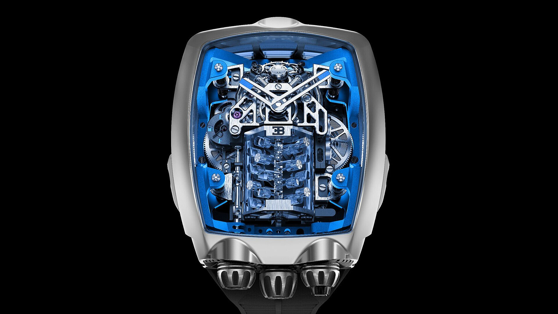 An exclusive timepiece with - Image 3