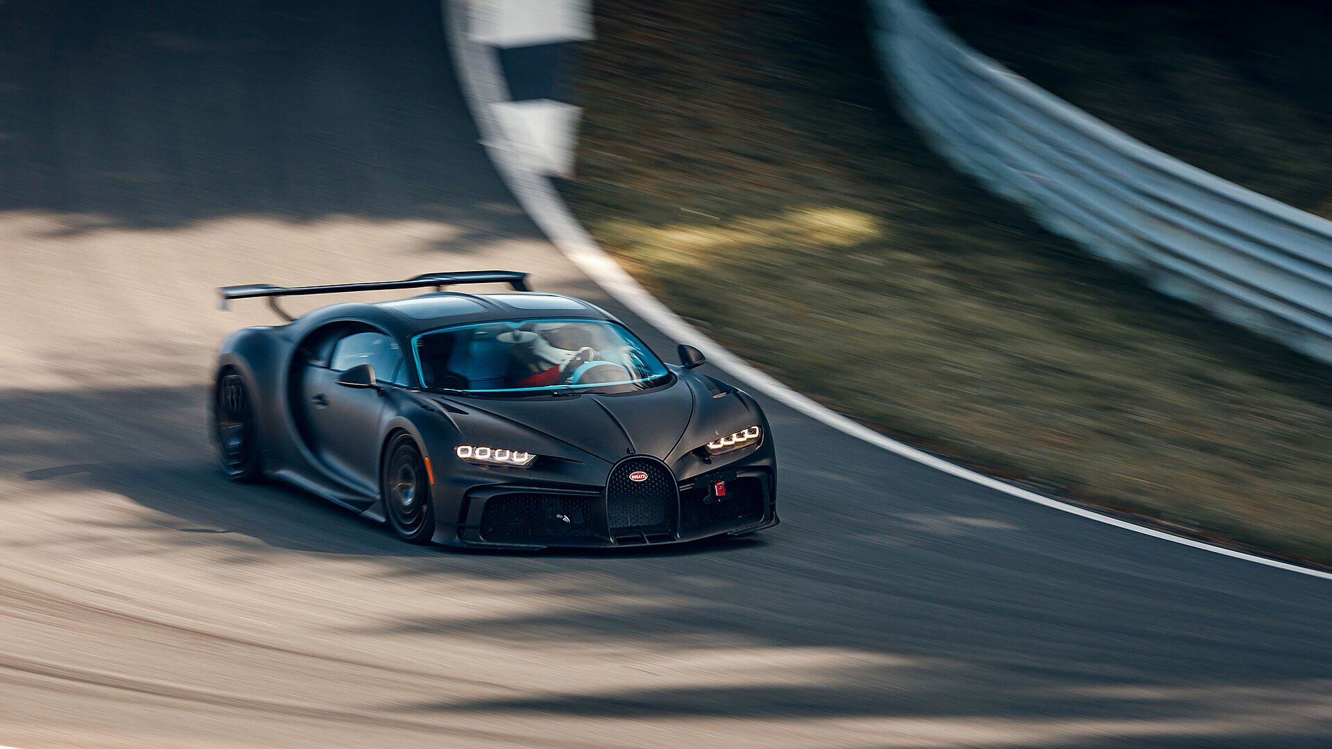 Fine-tuning the Chiron Pur Sport on the test track - Image 1