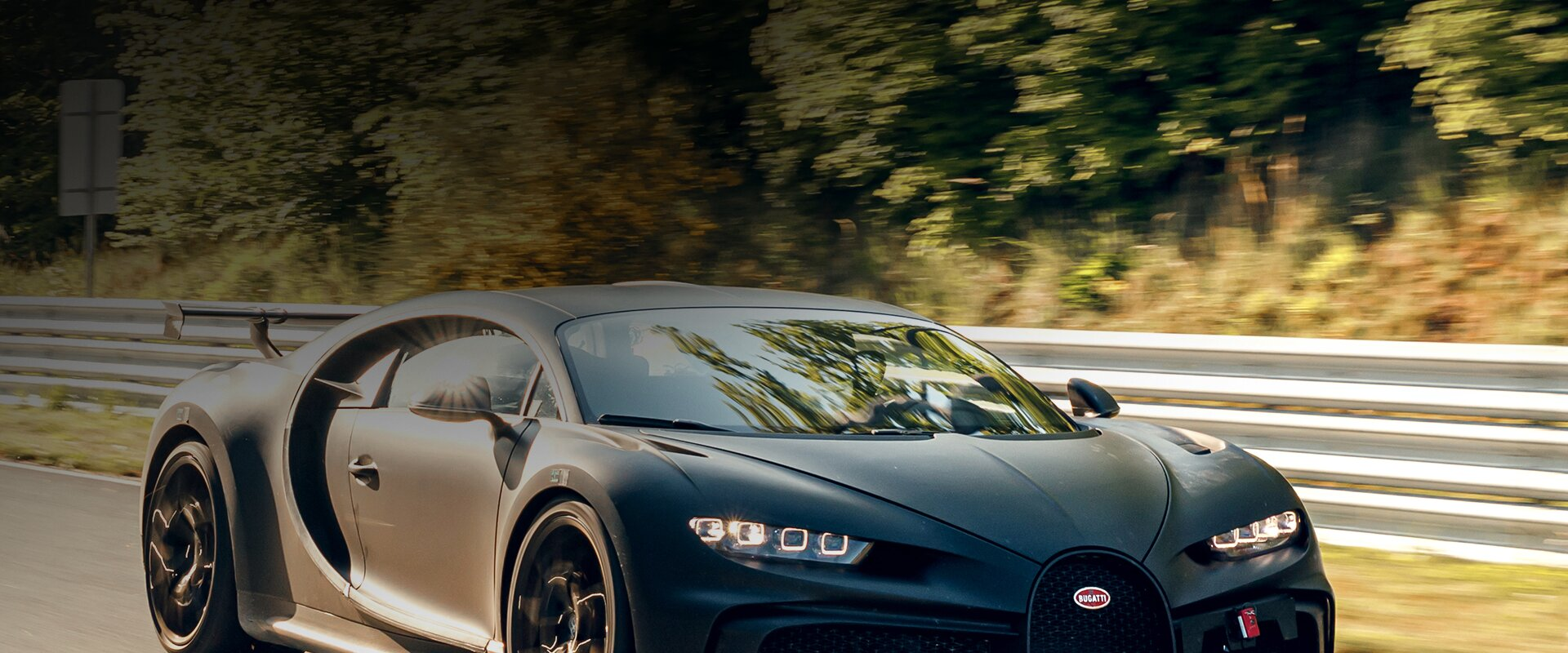 fine tuning chiron pur sport