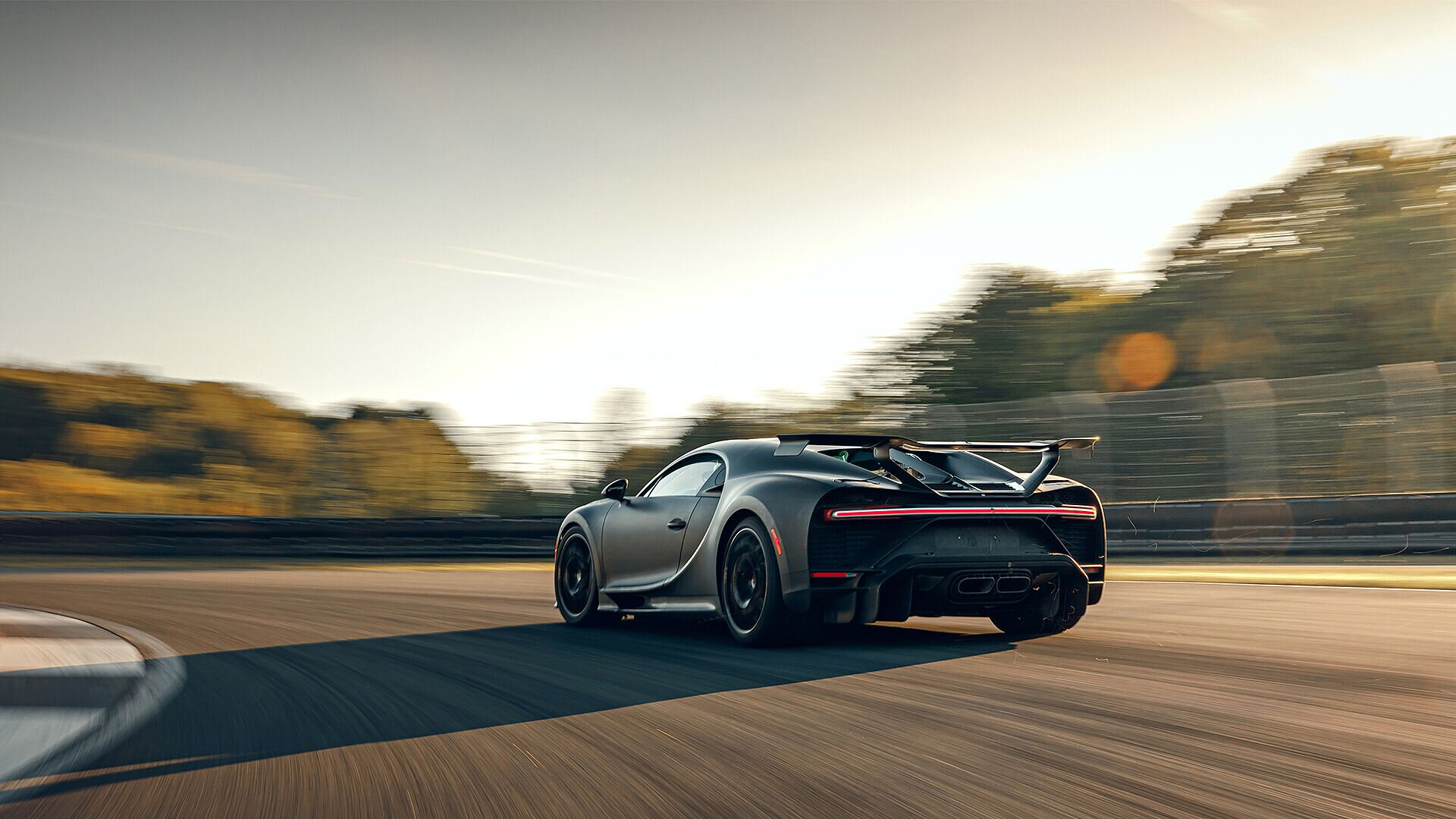 Fine-tuning the Chiron Pur Sport on the test track - Image 3