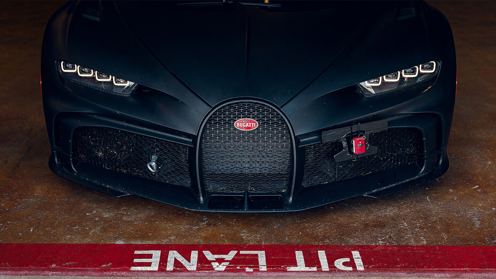 Fine-tuning the Chiron Pur Sport on the test track - Image 5