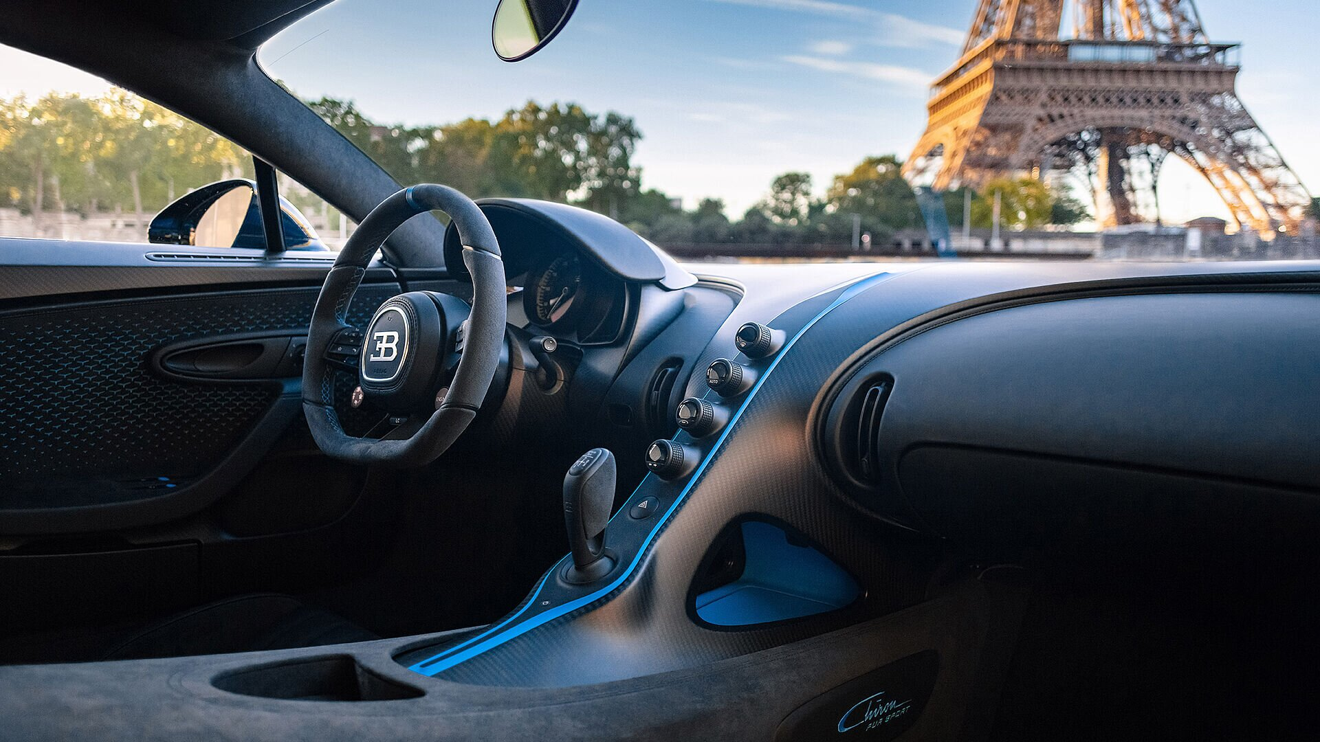 Bugatti Chiron Pur Sport on tour through the cities of Europe - Image 2