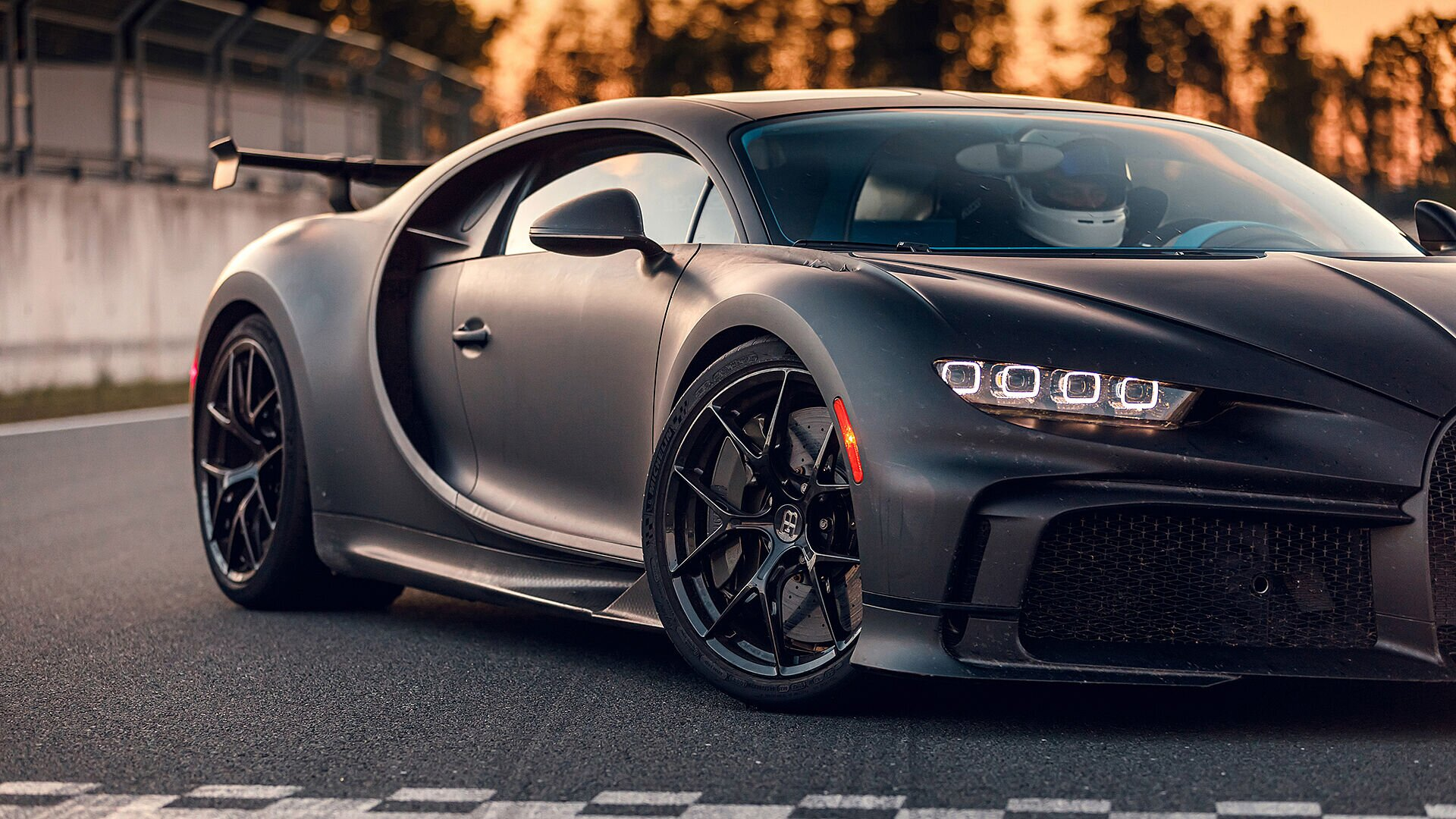 The technology of the Bugatti Chiron Pur Sport in detail - Image 5