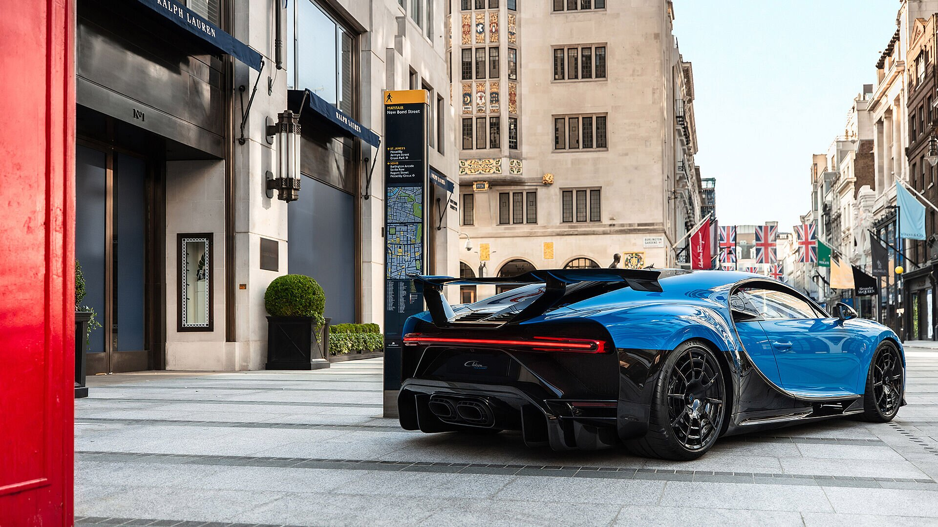 Bugatti Chiron Pur Sport continues its tour through Europe - Image 2