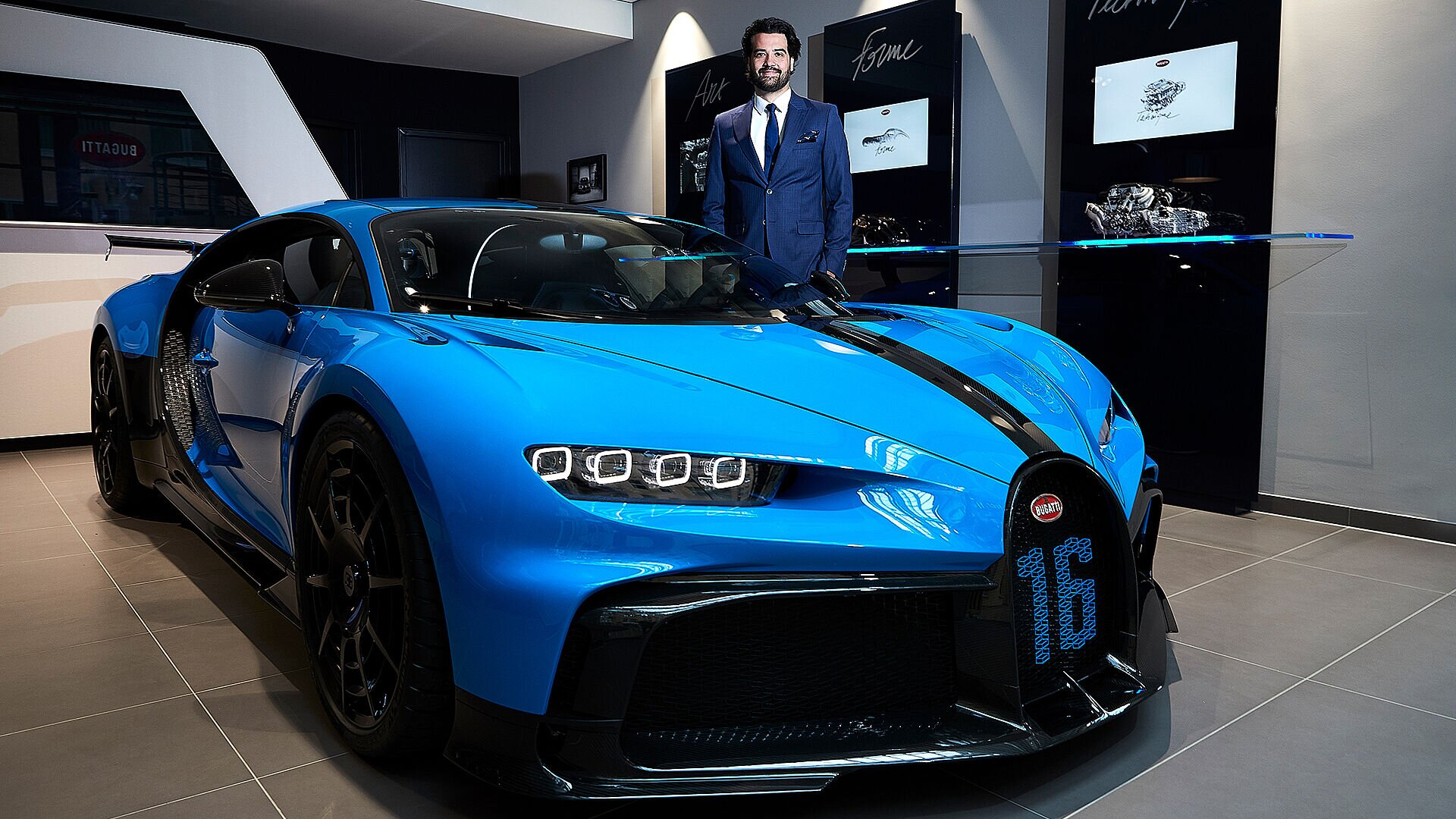 Exclusive European roadshow leads the Chiron Pur Sport to Hamburg - Image 2