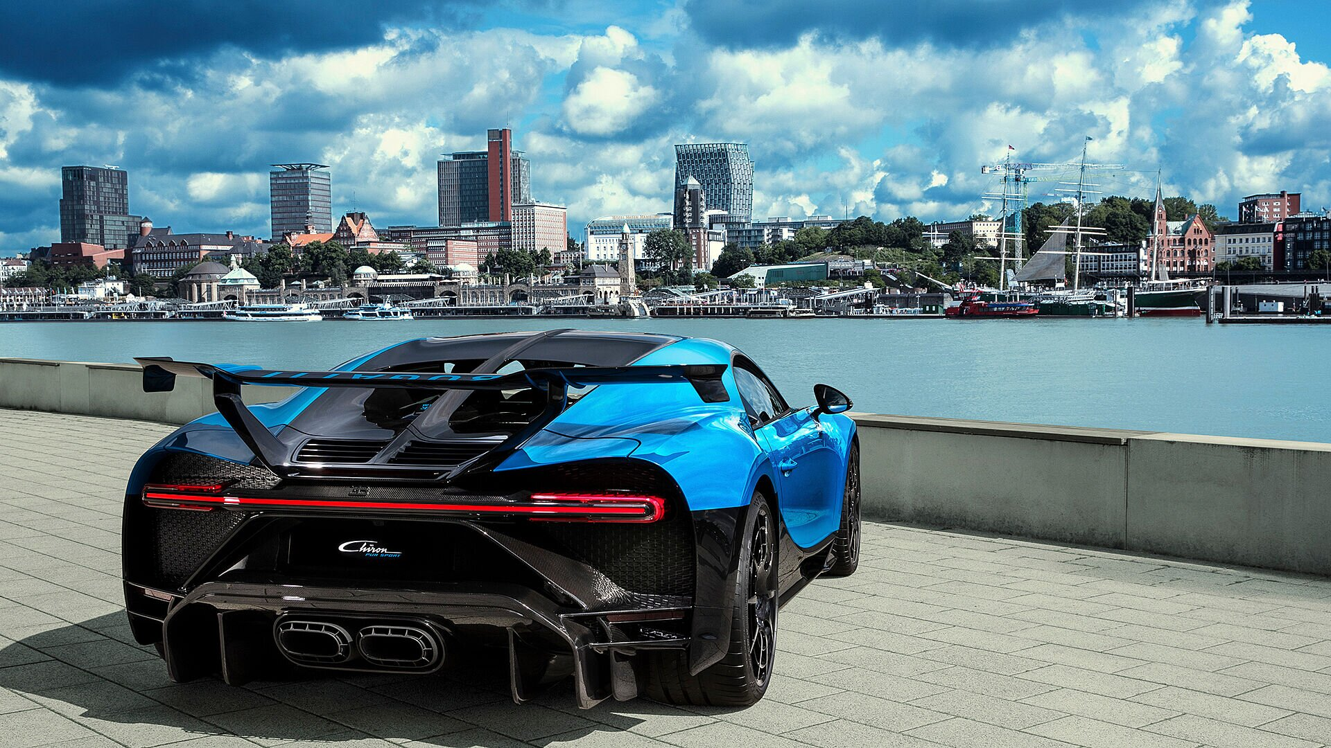 Exclusive European roadshow leads the Chiron Pur Sport to Hamburg - Image 4