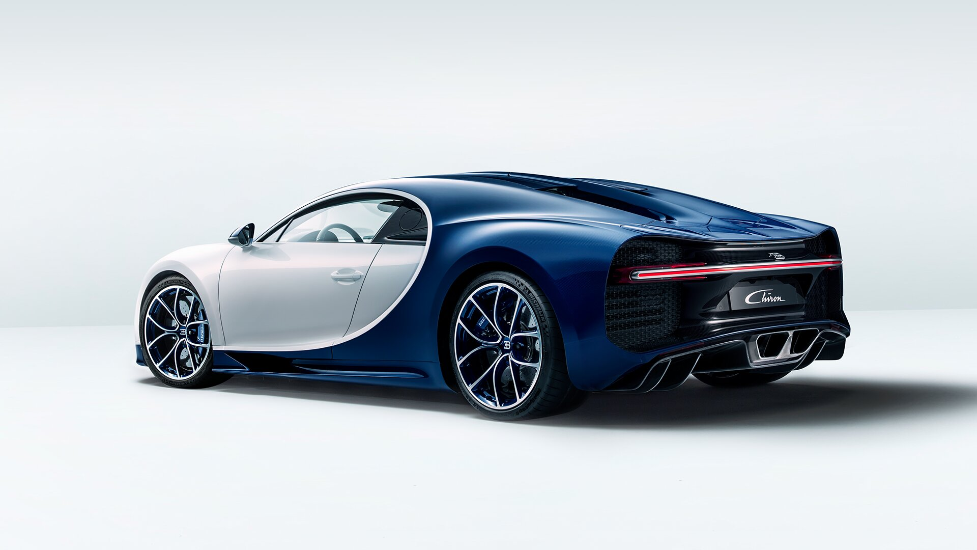 [Translate to Deutsch:] Bugatti Chiron Rear