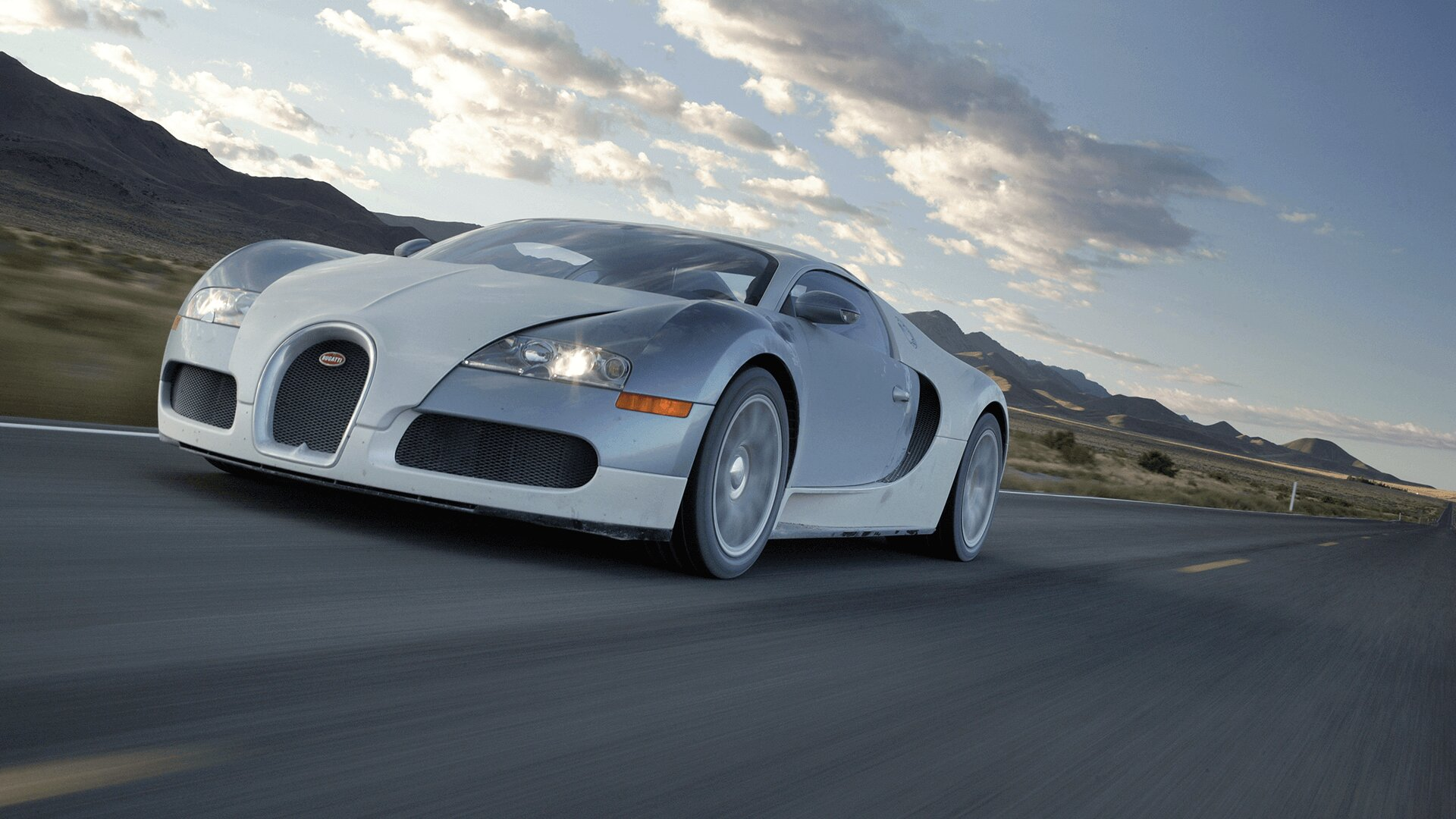 Bugatti Veyron 16.4 - The super sports car
