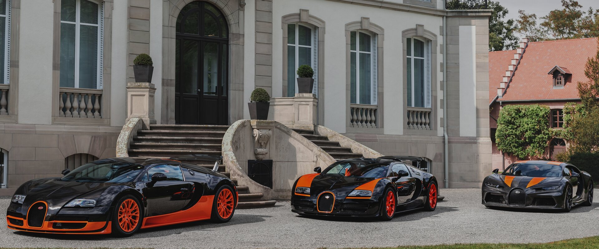 Bugatti Speedline – A record-breaking brand