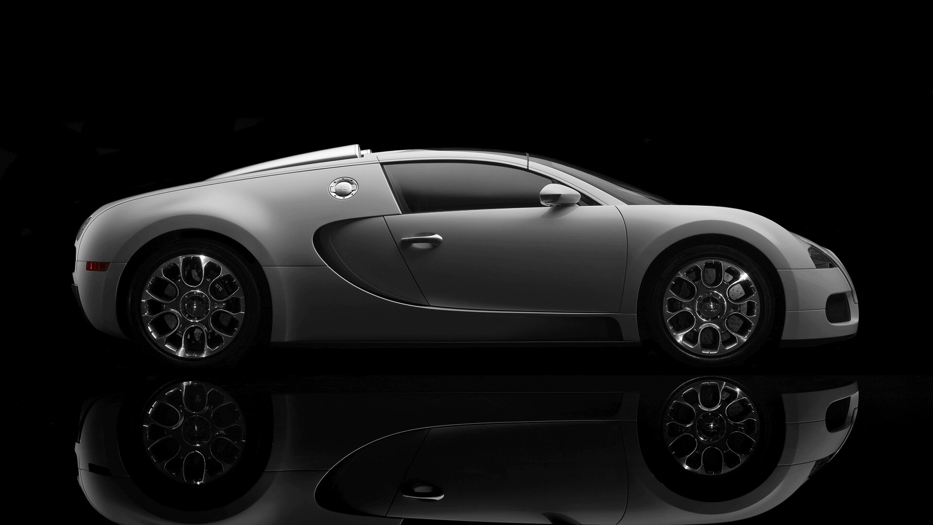 Bugatti Grand Sport Roof closed