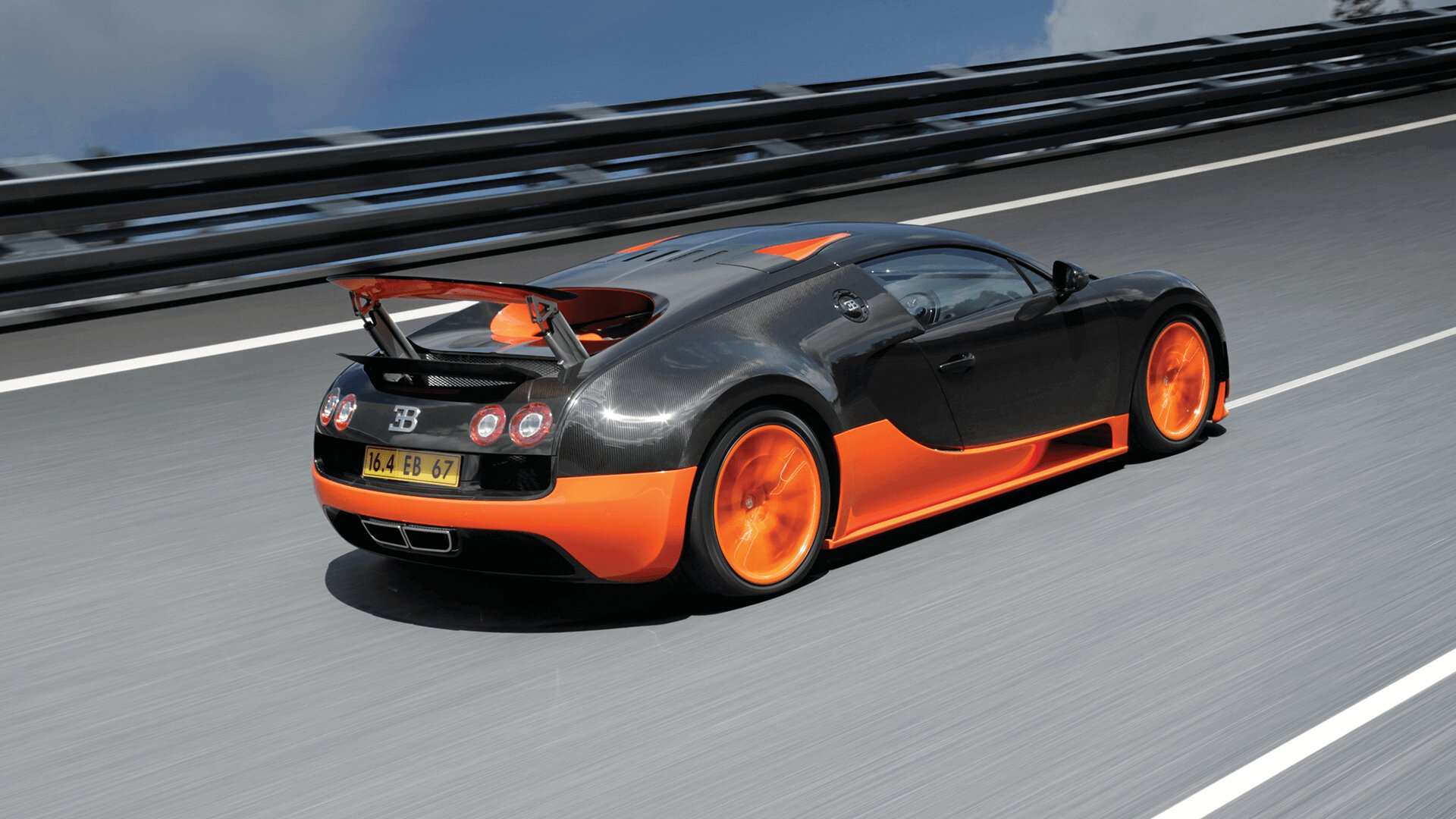 How much does the bugatti veyron super sport cost