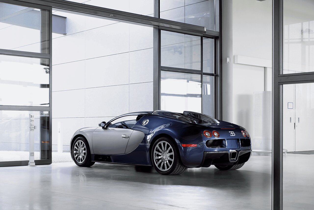 History Tradition Bugatti 2013 Veyron Engine Diagram Start Of The Production In Molsheim