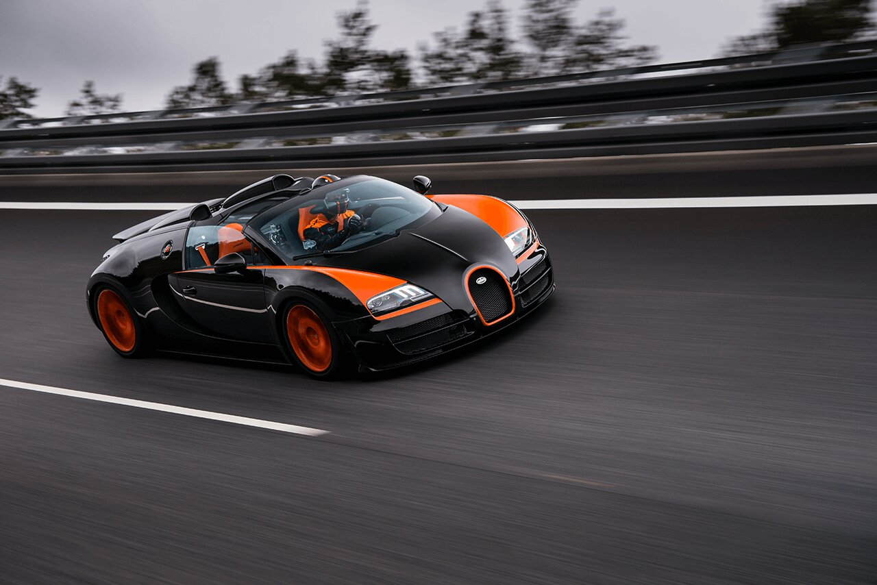 2013. Grand Sport Vitesse is recognised as world's fastest roadster